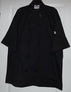 Uncommon Threads Mens / Womens  Chef Coat Size Large Style 0415