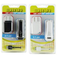 Car Charger & Wall Charger & USB Data Cable For Boost Mobile Samsung Galaxy S5