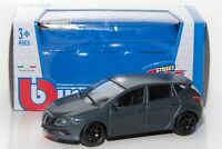 Lancia Nuova Delta HPE in grey, Bburago 18-30141, scale 1:43, toy gift model boy