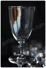 Verre à eau en cristal de Baccarat modèle Comtesse de Paris