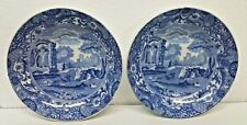 PAIR OF COPELAND SPODE'S ITALIAN STYLE PORCELAIN ENGLAND FRUIT BOWL 5 3/4 INCHES