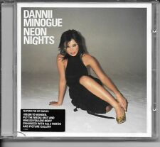 CD ALBUM 17 TITRES--DANNI MINOGUE--NEON NIGHTS--2003--NEUF
