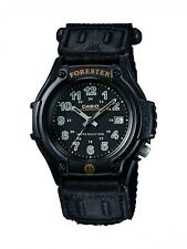 Casio Forester Watch FT-500WC-1BVER RRP £50.00 Our Price £30.95 Free UK P&P