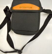 Olympus Neoprene Camera Pouch w/shoulder strap-Front Closure- 5 x 3 x 6 1/2""