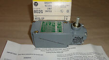Allen Bradley 802G-GP Limit Switch 802GGP Gravity Return NEW