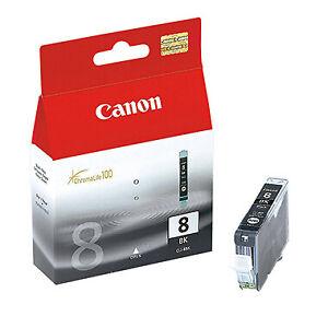 Canon Tintenpatrone CLI8BK 0620B001 13ml schwarz