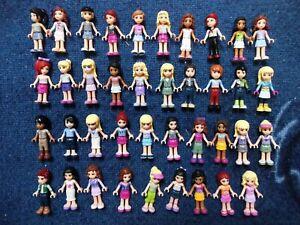 LEGO Figuren - Minifiguren Friends - zum aussuchen