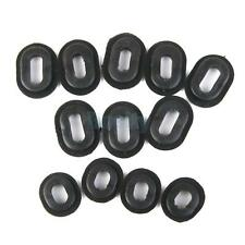 12pcs Rubber Grommet Single Side Panel Fairing Washer for Honda Motorcycle