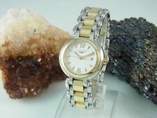 Longines PrimaLuna Stahl / Gold Damenuhr L8.110.5