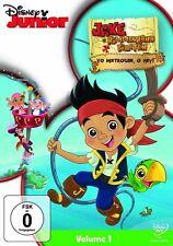 Disney Junior: Jake und die Nimmerland Piraten / Volume 1 ~ ~  Disney DVD