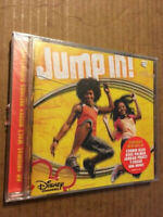 "NEW/SEALED MUSIC CD - ""JUMP IN!"" (DISNEY CHANNEL) SOUNDTRACK (2007)"