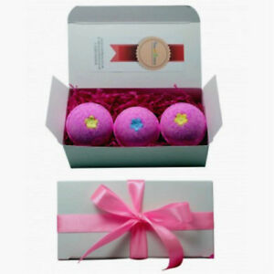 Bath Bombs Gift Set for any Occasion Handmade in the UK
