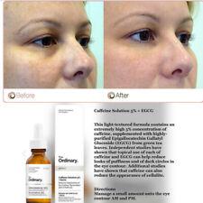 The Ordinary 5% Caffenie + EGCG Eye Serum Eye Cream For Wrinkles Dark Circle