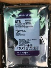 """WD Purple 6TB 3.5"""" SATA3 HD CCTV HDD/Hard Drive WD60PURZ"""