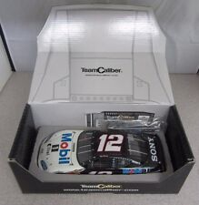Team Caliber Ryan Newman #12 Mobil 1 Owners Series 1/24 Die Cast