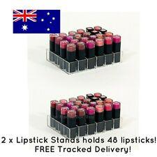 Acrylic Lipstick Holder / Stand / Cube Makeup Storage