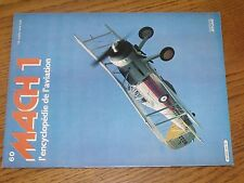 $$$ Recue Atlas Mach 1 encyclopedie aviation N°60 Gloster  Goering  Godefroy