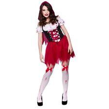Déguisements rouge pour femme zombie