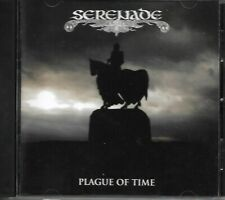 SERENADE-PLAGUE OF TIME-CD-atmospheric-doom-metal