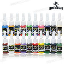 Tattoo Ink Tattoo Supplies Color inks Complete Set Supply SL124