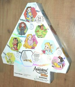 Disney Store Disney Animators' Collection Advent Calendar 24 piece set 1