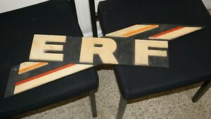 ERF E SERIES GRILL BADGE