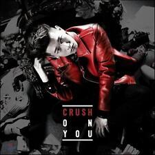CRUSH 1ST ALBUM [ CRUSH ON YOU ] FEAT.CHOIZA, ZION.T, GRAY, SIMON DOMINIC
