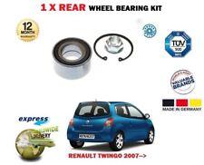 für Renault Twingo 1.2 1.6 1.5 dCi 2007- > NEU 1x Hinterrad Radlagersatz