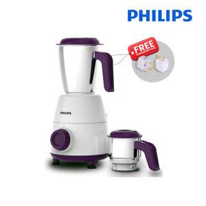 Philips HL-7506/00 - 500 Watts - 2 Jars Mixer Grinder - 1 Year Warranty