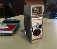 Bell & Howell Vintage 8 MM Movie Camera Electric Eye Zoom Lens - As-Is