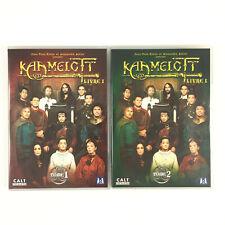 Kaamelott : LIVRE I Tome 1 et 2 Coffret Lot 2 DVD