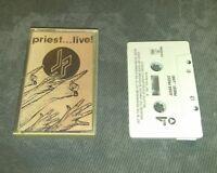 Judas Priest - Live (Cassette)