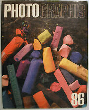 Herdeg PHOTOGRAPHIS 86 Annual Advertising Editorial Photography 1986 Zurich