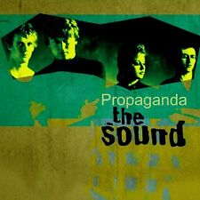 "The Sound propagande - 2x10""/Vinyle-Limited-RSD 2015 (Adrian Borland)"
