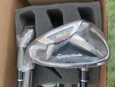 LH NEW TaylorMade 2016 M2 4 - PW Irons Reax Graphite REGULAR