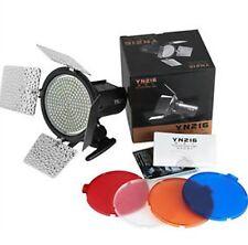 Yongnuo YN-216 Pro LED Studio Video Light for Canon Nikon DV Camcorder DSLR US