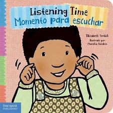 Toddler Tools: Listening Time / Momento para Escuchar by Elizabeth Verdick...