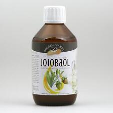 Jojobaöl 250 ml kaltgepresst Basisöl Flüssigwachs Kosmetik 100% Naturprodukt