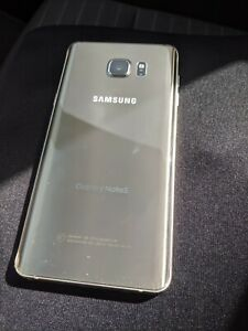 Samsung Galaxy Note5 SM-N920PZ - 64GB - Gold Platinum (Sprint) Smartphone