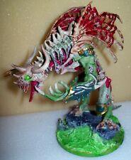 Warhammer 40k Chaos Space Marines Daemon Prince of Nurgle (Zombie Dragon)