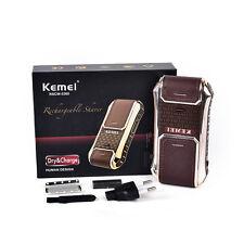 rechargeable shaver beard trimmer razor shaving & hair removal for man P&T