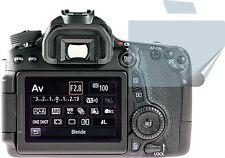 4x Canon EOS 70D CC Pellicola Protettiva Display Pellicola Salvaschermo