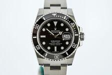 Rolex Submariner Date Ceramic Cerachrom Bezel Dive Watch 116610 Unworn w/ Card