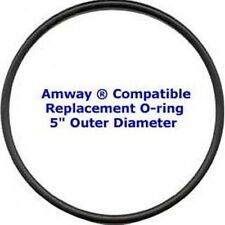 "Amway Filter O RING e84 e85 e9225 Gen IV A101 Water Treatment System 5"" Diameter"