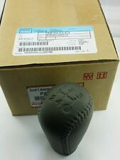 Genuine Leather Gear Shift Knob M/T Toyota Hilux Vigo 4WD Fortuner Tacoma 5Speed