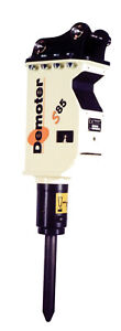 Demoter S65 Excavator Hydraulic Breaker