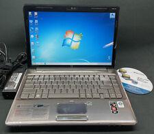 HP Pavilion Laptop dv4-1225dx 14.1 300GB HDD AMD Mobile X2 Dual Core 2.1 GHz 4GB