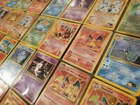 ⚠️ VINTAGE RARE HOLO CARDS LOT ! ⚠️ Pokémon Original Sets WOTC