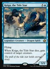 1 FOIL Keiga, the Tide Star - Blue Iconic Masters Mtg Magic Rare 1x x1