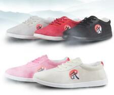 Unisex Cotton Linen Wushu Kung Fu Martial Arts Tai Chi Wing Chun shoes Footwear